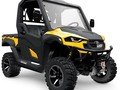 2018 Cub Cadet Challenger 550 ATVs and Utility Vehicle