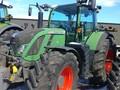 2012 Fendt 722 Vario 175+ HP