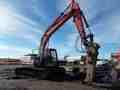 1997 Link-Belt 2800Q Excavators and Mini Excavator