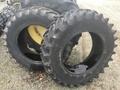 2010 Firestone 13.6-28 Wheels / Tires / Track