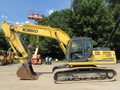 2012 Kobelco SK210 LC-9 Excavators and Mini Excavator