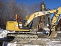 2012 Caterpillar 324EL Excavators and Mini Excavator