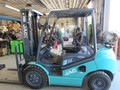 2017 JAC CPQYD30 Forklift