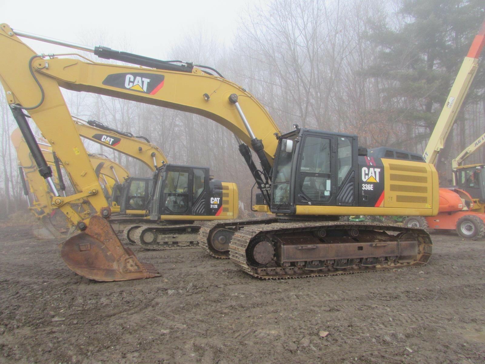 2013 Caterpillar 336EL Excavators and Mini Excavator