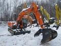 2016 Doosan DX140 LC Excavators and Mini Excavator