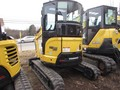 2018 Yanmar VIO35-6A Excavators and Mini Excavator