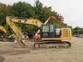 2012 Caterpillar 320EL Excavators and Mini Excavator