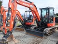 2017 Kubota KX057 Excavators and Mini Excavator