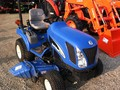 2007 New Holland TZ18DA Tractor