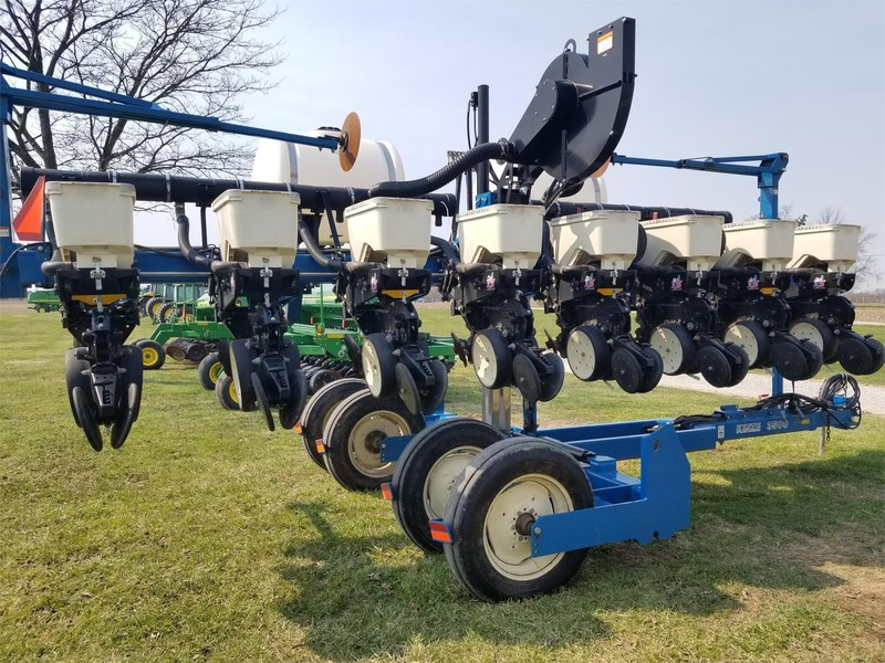 2006 Kinze 3500 Planter Wilkinson Indiana Machinery Pete