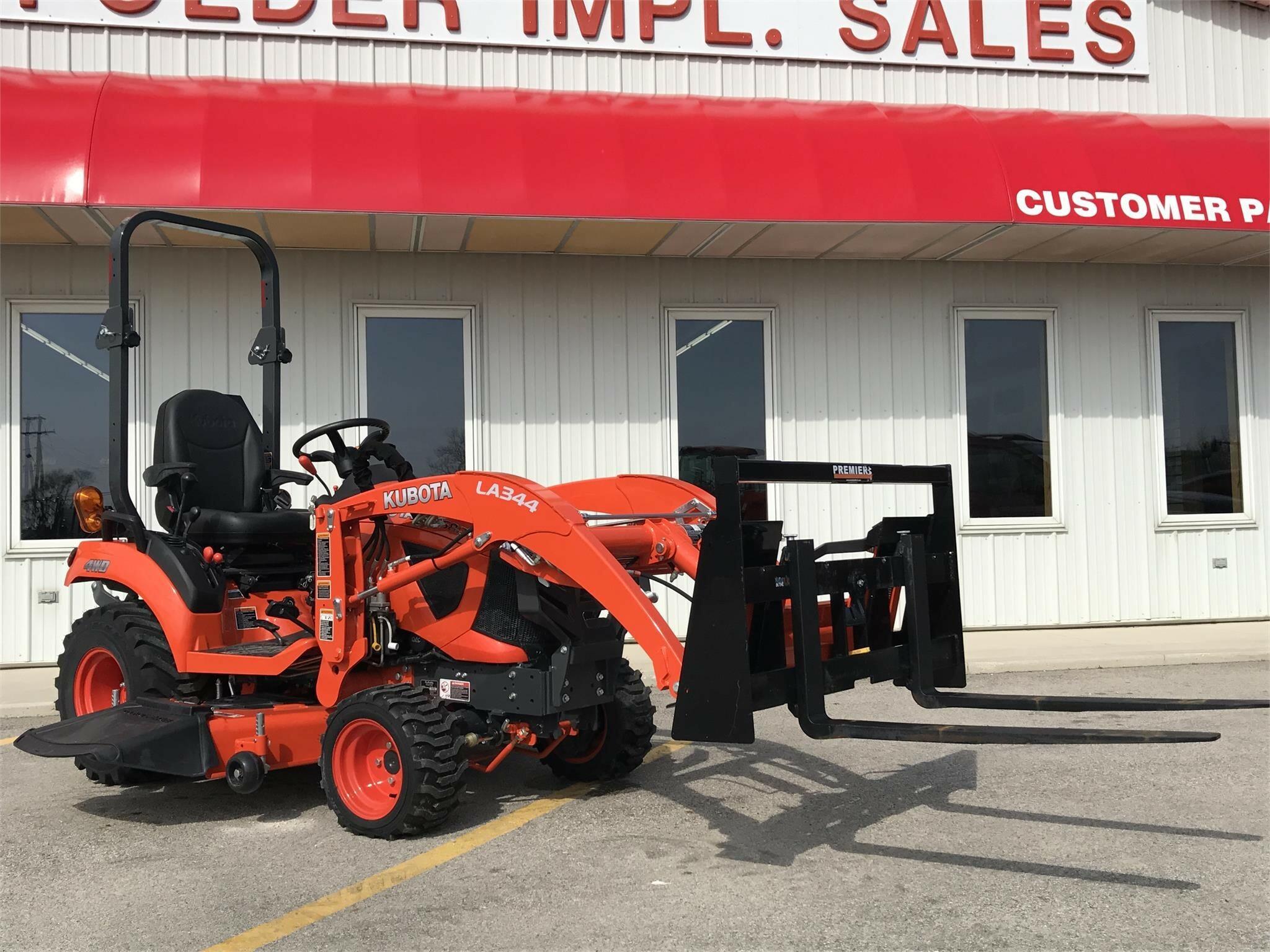 2021 Kubota BX2380 Tractor