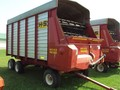 2004 H & S Twin Auger HD Forage Wagon