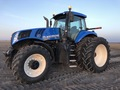 2015 New Holland Genesis T8.380 Tractor