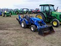 2003 New Holland TC18 Tractor