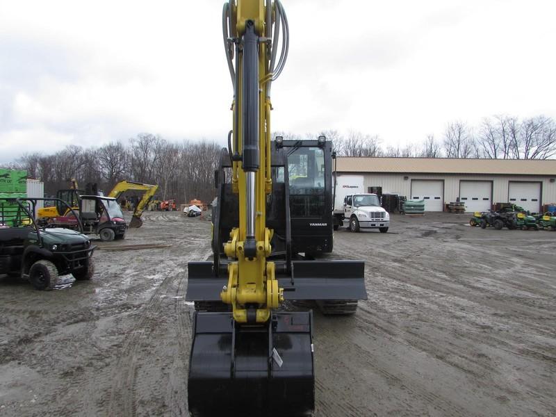 2018 Yanmar SV100-2A Excavators and Mini Excavator