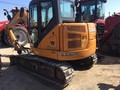 2014 Case CX80 Backhoe