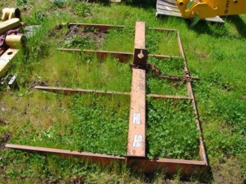 2009 Misc Clamp-On Bale Fork Miscellaneous