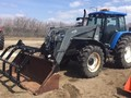 2004 New Holland TM130 Tractor