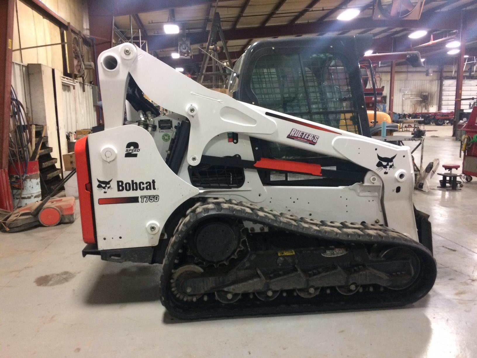 2016 Bobcat T750 Skid Steer