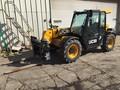 2017 JCB 525-60 AGRI PLUS Telehandler