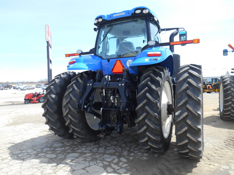 2016 New Holland Genesis T8.350 Tractor