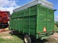 John Deere 216 Forage Wagon