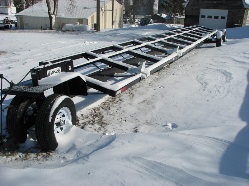 2019 Wemhoff HD42 Header Trailer