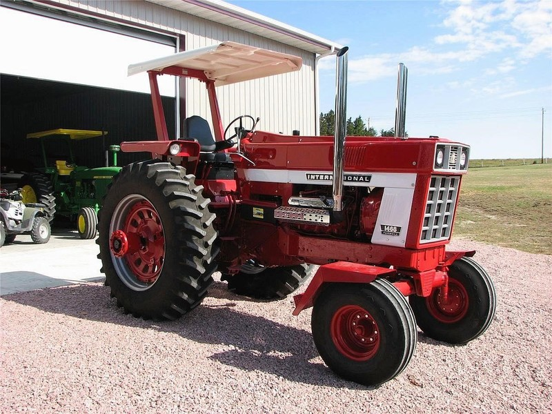 1972 international harvester 1468 tractor norfolk nebraska