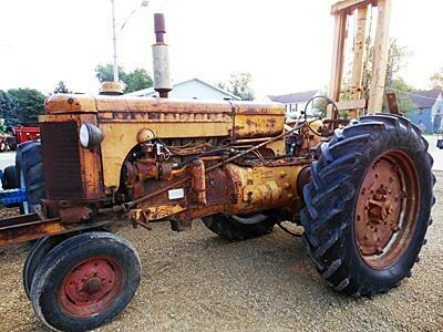 Minneapolis-Moline U Tractor