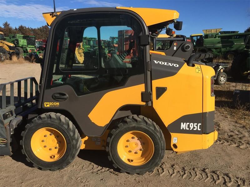 Volvo Skid Steer >> 2014 Volvo Mc95c Skid Steer Norfolk Nebraska Machinery Pete