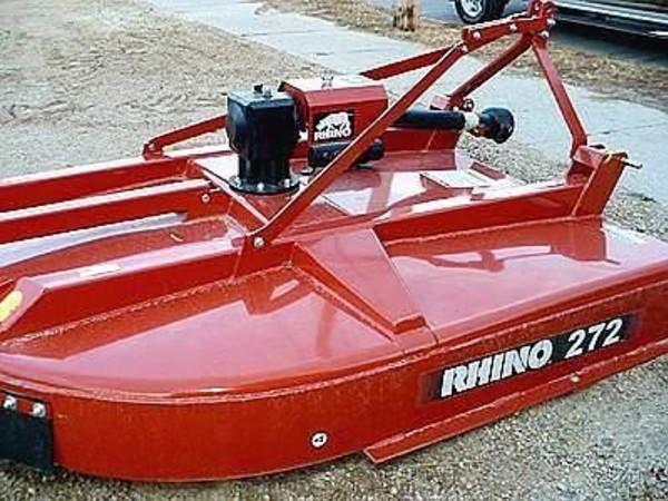 Rhino 272 Rotary Cutter