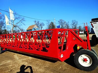 Notch FW84-24 Feed Wagon