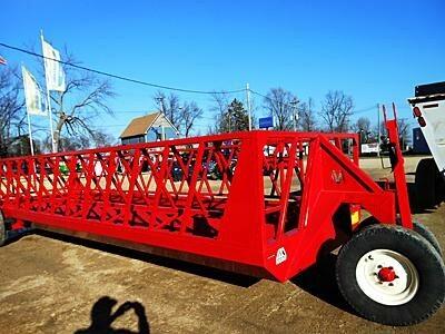 Notch FW84-24 Feed Wagon