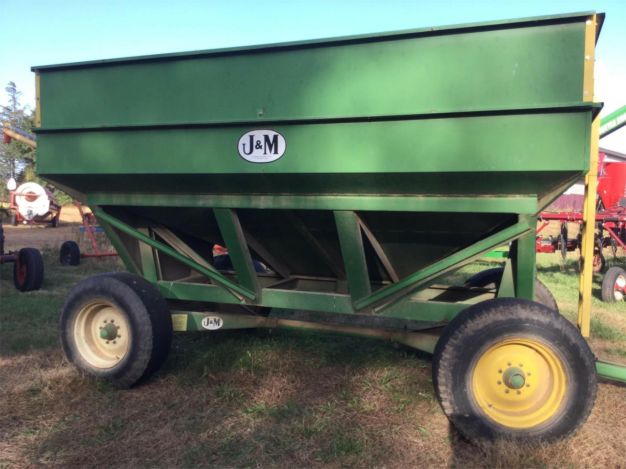 J&M 500SD Gravity Wagon