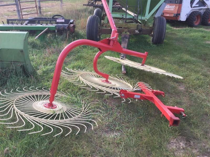 Used Enorossi Tedders for Sale   Machinery Pete