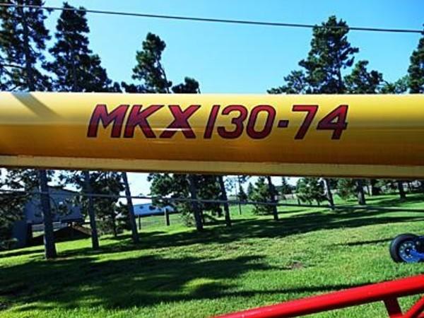 Westfield MKX130-74 Augers and Conveyor