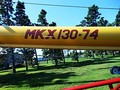 Westfield MKX130-74 Augers and Conveyor