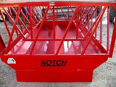 Notch SF12 Feed Wagon
