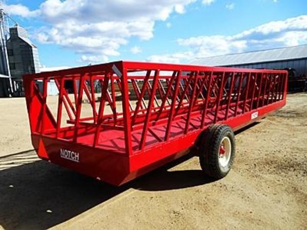Notch FW90-24 Feed Wagon