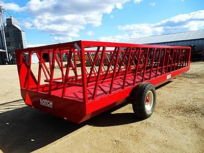 Notch FW90-24 Feed Wagon