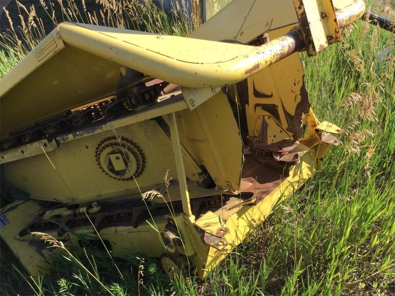 New Holland 770R2 Forage Harvester Head