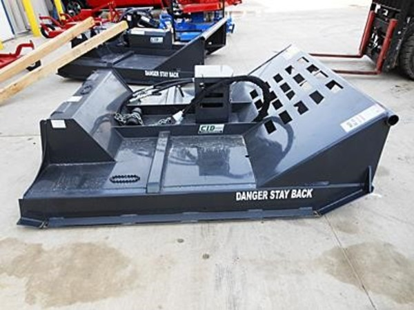 Used CID Loader and Skid Steer Attachments for Sale