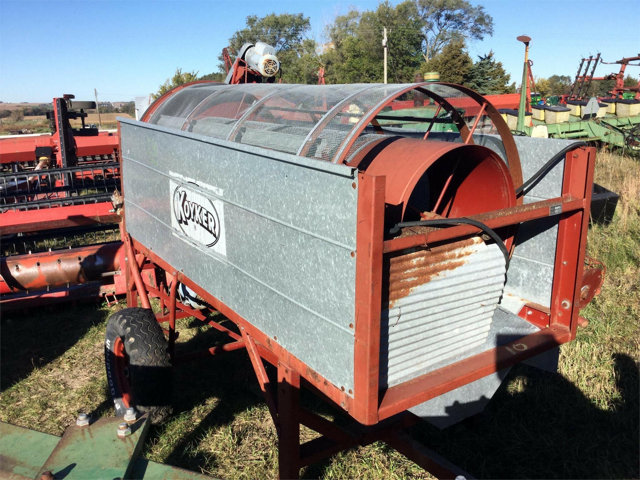 Koyker 42 Grain Cleaner