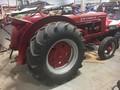 International W4 Tractor