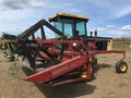 1990 Versatile 4750 Self-Propelled Windrowers and Swather