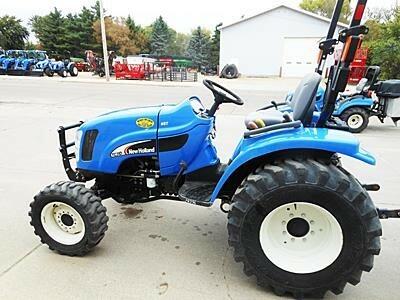 2007 New Holland TC31DA Tractor