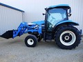 2004 New Holland TS100A Tractor