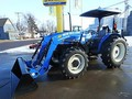 2014 New Holland Workmaster 75 Tractor