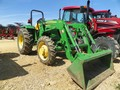 2011 John Deere 5075E Tractor