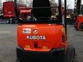 Kubota KX018 Excavators and Mini Excavator
